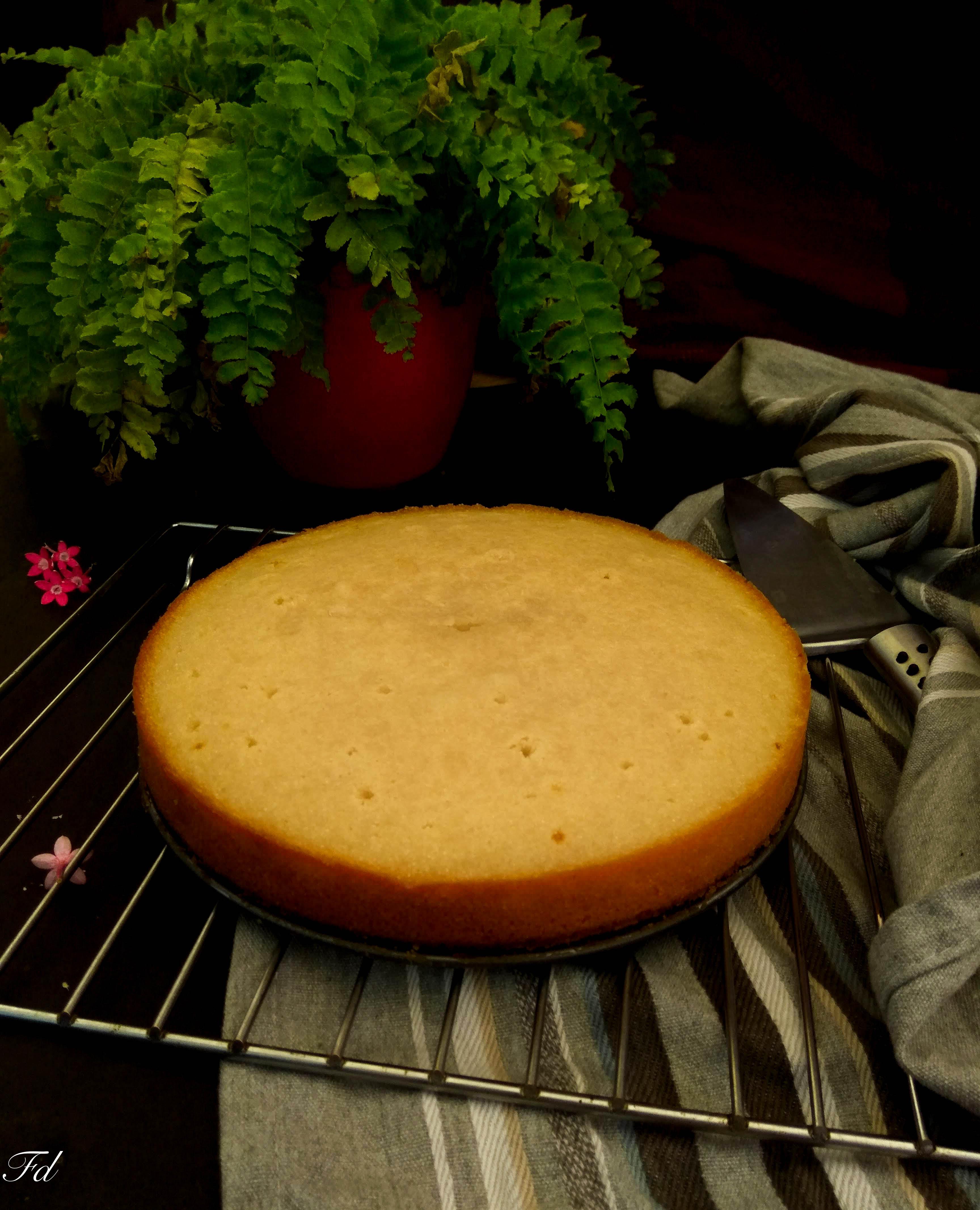 Semolin cake Recipe