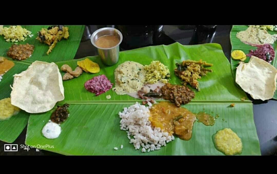 Onam Sadhya – Kerala Sadhya Special